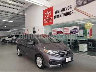 Foto venta Auto usado Honda Fit 5p Fun L4/1.5 Man (2019) color Gris precio $219,000
