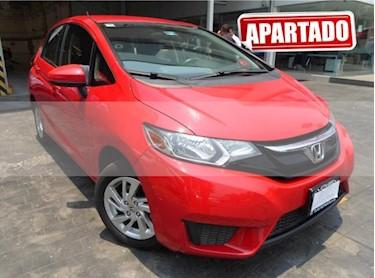 Foto venta Auto usado Honda Fit 5p Fun L4/1.5 Man (2017) color Rojo precio $213,000