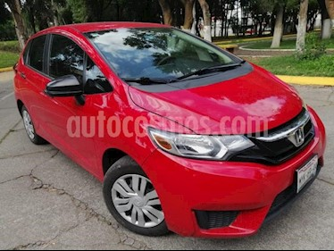 Foto Honda Fit 5P HB COOL TM6 R-15 usado (2016) color Rojo precio $155,000
