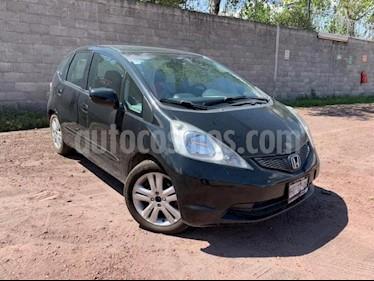 Foto Honda Fit 5P HB EX TM5 VOLANTE EN PIEL USB RA-16 usado (2011) color Negro precio $105,000