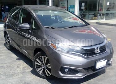 Foto venta Auto usado Honda Fit 5p Hit L4/1.5 Aut (2019) color Gris precio $282,055