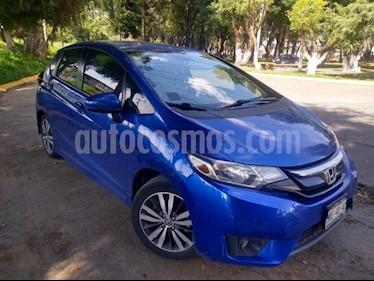 Foto venta Auto usado Honda Fit 5p Hit L4/1.5 Aut (2016) color Azul precio $209,500