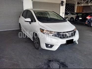 Foto venta Auto usado Honda Fit 5p Hit L4/1.5 Aut (2015) color Blanco precio $209,000