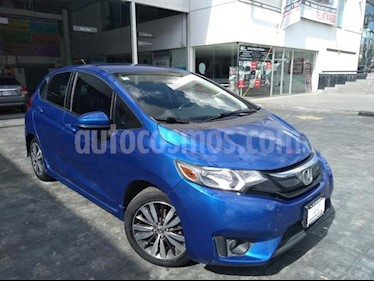 Foto Honda Fit 5p Hit L4/1.5 Aut usado (2016) color Azul precio $219,000