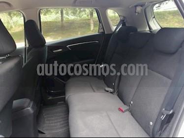 Foto venta Auto usado Honda Fit 5p Hit L4/1.5 Aut (2016) color Blanco precio $219,000