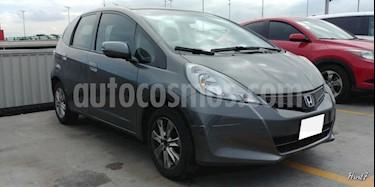 Foto venta Auto usado Honda Fit 5p LX L4/1.5 Aut (2014) color Gris precio $149,000