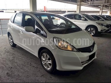 Foto venta Auto usado Honda Fit 5p LX L4/1.5 Aut (2013) color Blanco precio $157,000