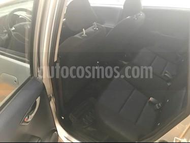 Foto venta Auto usado Honda Fit 5p LX L4/1.5 Aut (2014) color Plata precio $165,000