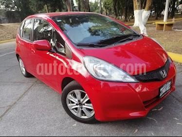 Foto venta Auto usado Honda Fit 5p LX L4/1.5 Man (2013) color Rojo precio $128,000