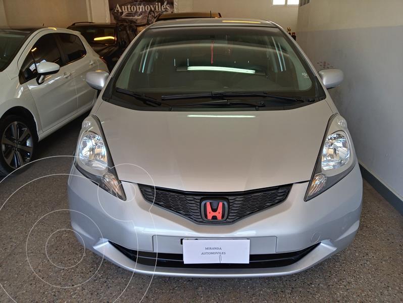 Honda Fit LXL Aut usado (2012) color Gris precio $900.000