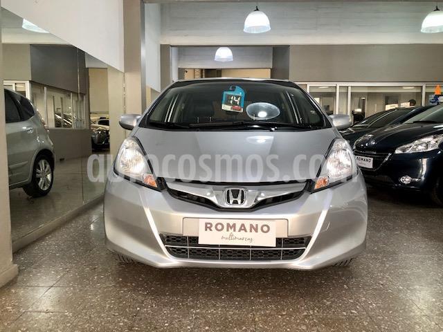 Honda Fit EXL Aut usado (2014) color Gris Tormenta precio $860.000