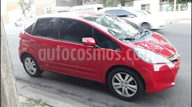 Honda Fit EXL Aut usado (2013) color Rojo Rally precio $650.000