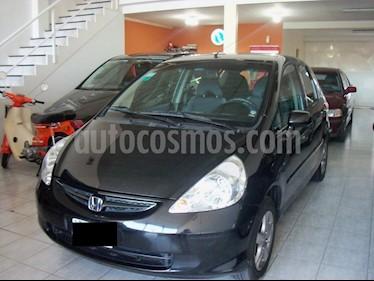 Honda Fit - usado (2008) color Negro precio $394.900