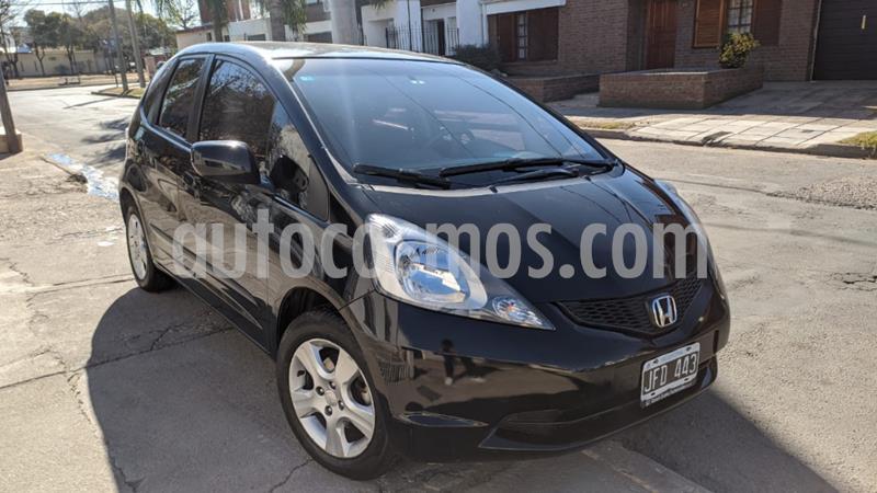 Honda Fit LX usado (2010) color Negro precio $620.000