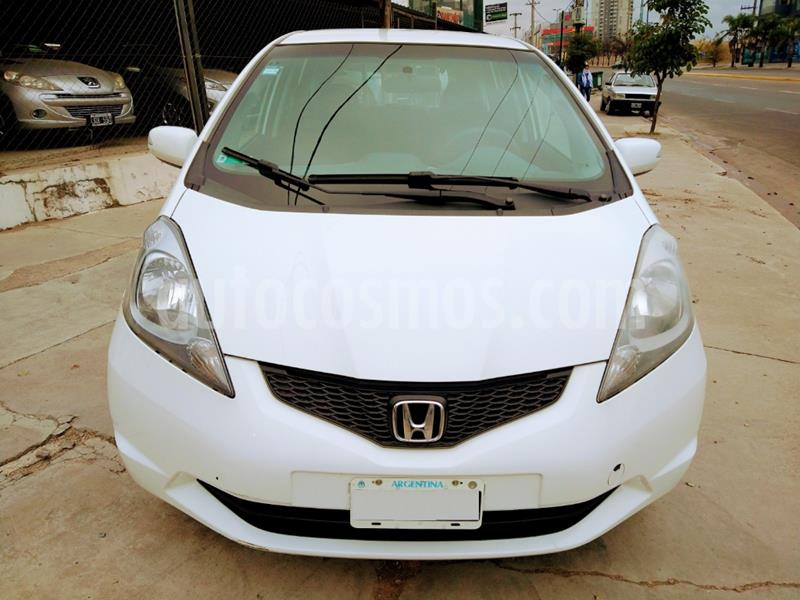 Honda Fit EX  usado (2011) color Blanco precio $690.000