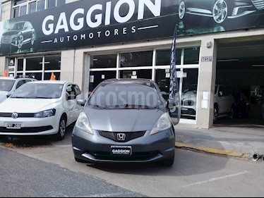 Foto Honda Fit LX Aut usado (2009) color Gris