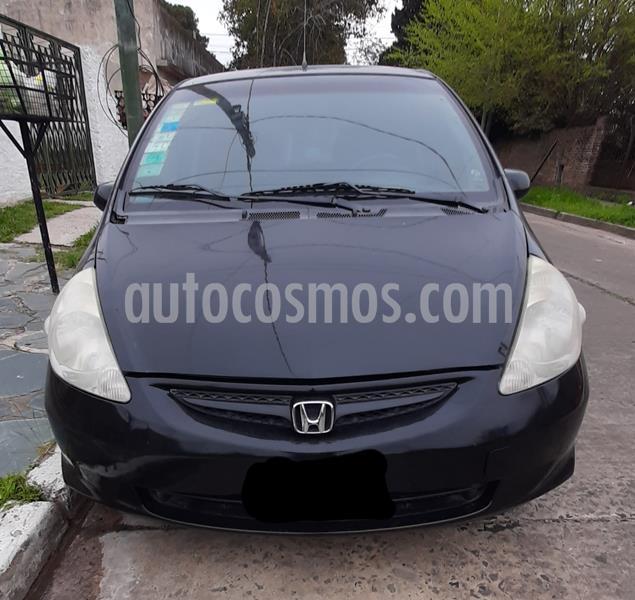 Honda Fit EX  usado (2008) color Negro precio $425.000