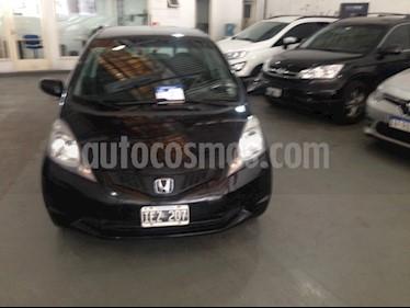 Honda Fit LX usado (2009) color Negro precio $370.000