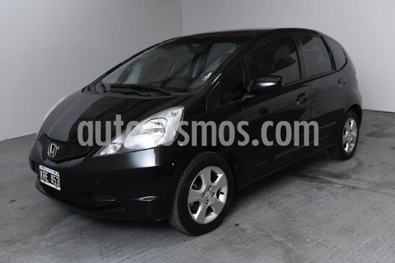 Honda Fit LXL Aut usado (2011) color Negro precio $560.000