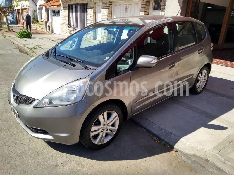 Honda Fit EX  usado (2009) color Gris Oscuro precio $660.000