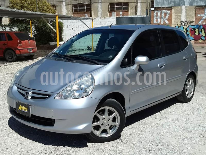 Honda Fit EX L Aut usado (2008) color Gris Claro precio $400.000
