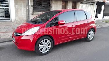 Honda Fit EXL Aut usado (2013) color Rojo Rally precio $580.000
