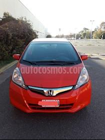 Honda Fit EX  usado (2012) color Rojo precio $620.000