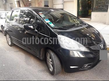 Honda Fit LX Aut usado (2009) color Negro precio $379.900