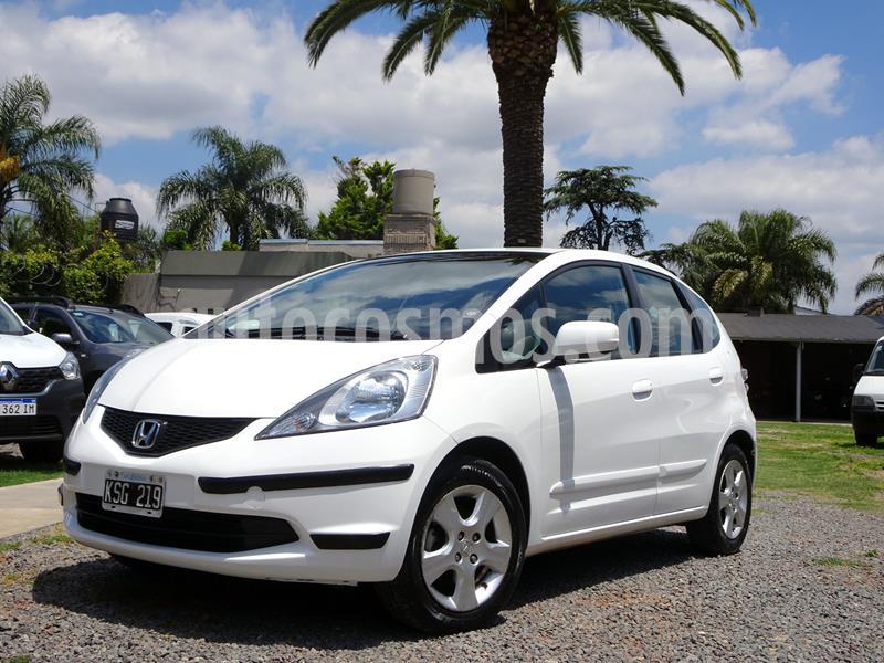 Honda Fit LXL usado (2011) color Blanco Tafetta precio $799.000