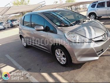 Honda Fit LX Aut usado (2012) color Plata Alabastro precio $550.000