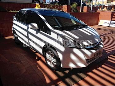 Foto Honda Fit - usado (2013) color Blanco precio $450.000