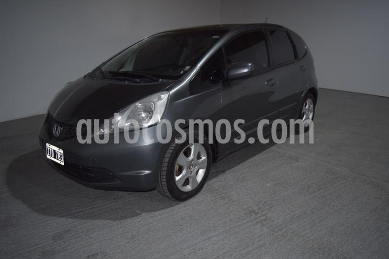 Honda Fit LXL Aut usado (2010) color Gris Oscuro precio $830.000