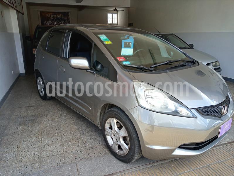 Honda Fit LX usado (2011) color Gris precio $750.000