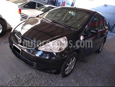 Honda Fit EX  usado (2008) color Negro precio $245.000