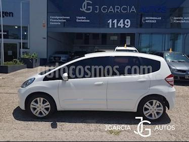 Honda Fit EX  usado (2013) color Blanco precio $620.000