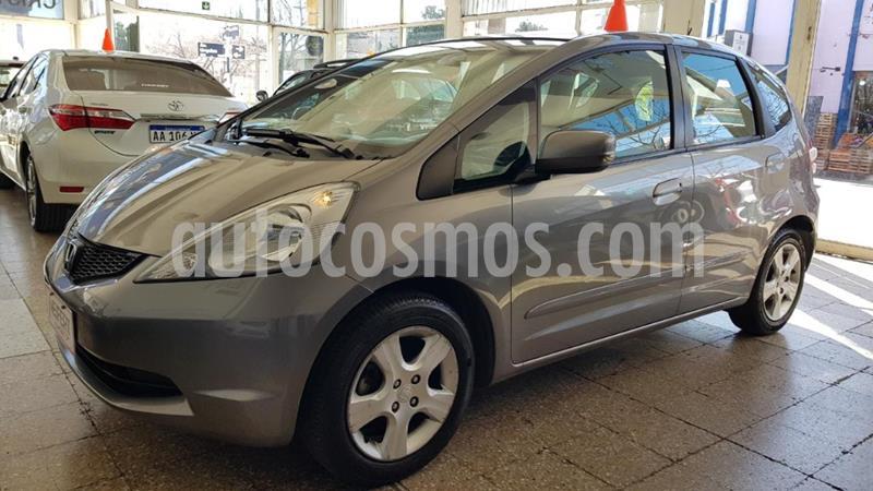 Honda Fit LX usado (2011) color Gris Oscuro precio $695.000