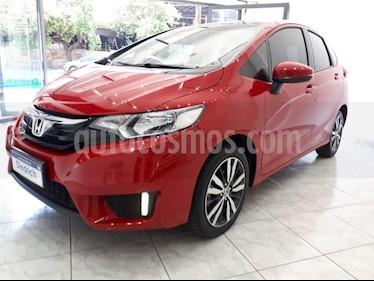 Honda Fit EXL Aut usado (2017) color Rojo precio $999.000