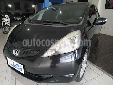 Honda Fit EX  usado (2009) color Negro precio $419.000