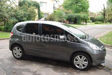 Honda Fit EX usado (2013) color Gris precio $470.000