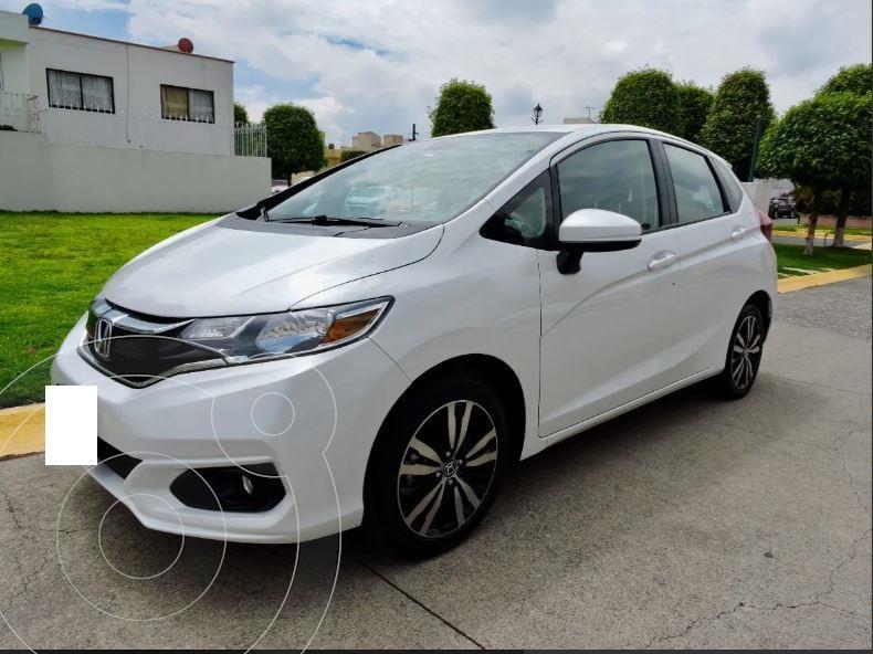 Honda Fit EX 1.5L Aut  usado (2019) color Blanco precio $40.000.000