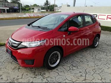 Foto venta Auto usado Honda Fit Cool 1.5L (2017) color Rojo precio $175,000