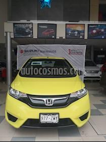 Honda Fit Cool 1.5L usado (2015) color Oro precio $139,000