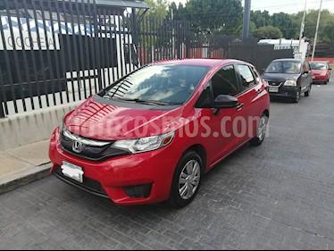 Foto Honda Fit Cool 1.5L usado (2016) color Rojo precio $135,000