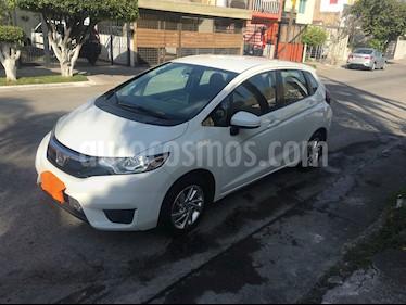 Foto venta Auto usado Honda Fit Cool 1.5L (2017) color Blanco Marfil precio $198,000