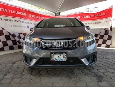 Foto venta Auto usado Honda Fit Cool 1.5L (2017) color Acero precio $195,000