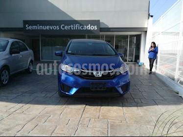 Foto venta Auto Seminuevo Honda Fit Cool 1.5L (2017) color Azul precio $215,000