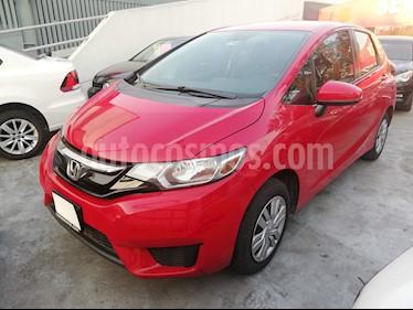 Foto venta Auto usado Honda Fit Cool 1.5L (2017) color Rojo precio $200,000