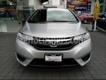 Foto venta Auto usado Honda Fit Cool 1.5L (2017) color Plata Diamante precio $185,000