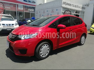 Foto venta Auto usado Honda Fit Cool 1.5L (2017) color Rojo precio $180,000