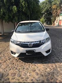 Honda Fit Cool 1.5L usado (2015) color Blanco Marfil precio $157,000